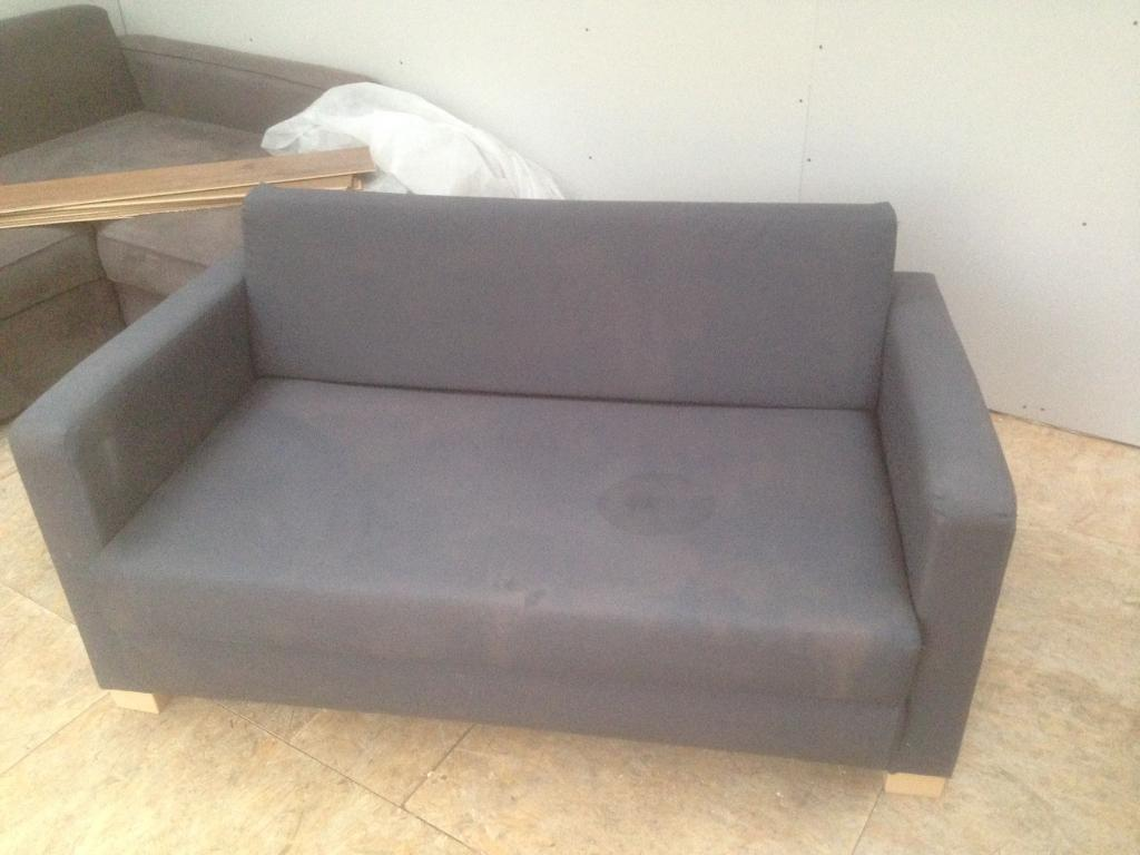 Superb Ikea 2 Seater Sofa Bed Ideal Mancave Or Summerhouse Ect In Partington Manchester Gumtree Theyellowbook Wood Chair Design Ideas Theyellowbookinfo