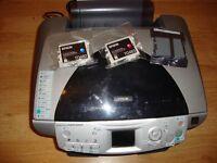 Printer Scanner EPSON PHOTO RX620