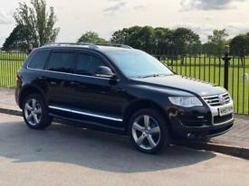 Volkswagen Touareg Altitude 3.0 tdi v6 auto sat nav revers cam TVs Brembo
