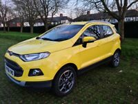 Ford, ECOSPORT, Hatchback, 2016, Manual, 998 (cc), 5 doors