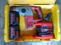 milwaukee V28 HX Used but in working order