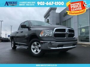 2016 Ram 1500 SXT V6 WITH EXTENDED WARRANTY