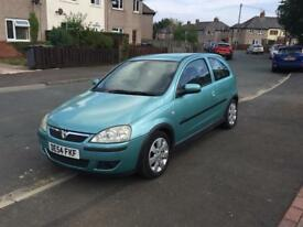 **Low millage**Vauxhall Corsa 1.2 Sxi