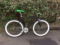 Monster Coloured Fixed Speed 'Fixie' City Bike (RECENTLY SERVICED)