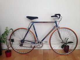 Vintage Peugeot Vitus lightweight road racing touring city bike