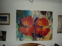 a ROBIN MULLEN original painting