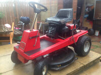 MTD 11 HP 30 inch ride lawnmover