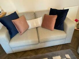 2 & 3 seater DFS sofa