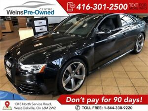 2013 Audi RS 5 ACCIDENT FREE ONLY 21000 KM'S