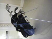Lynex Tigress Golf Clubs