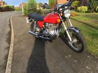 1977 Honda CB400/4