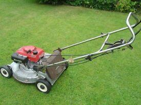 honda lawnmower self propelled 21 inch cut