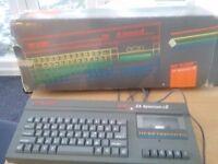 Sinclair ZX Spectrum+2 128K