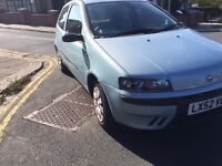 Fiat Punto 1.3L 3dr Hatchback Low Millage