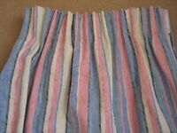 Full length lined curtains great condition
