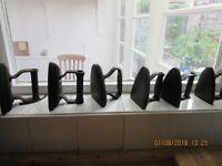 Victorian cast iron Flat Irons