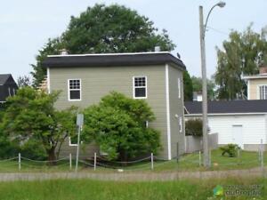 125 000$ - Maison 2 étages à vendre