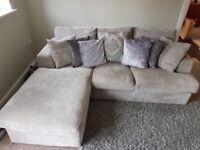 Next Stratus II corner Sofa