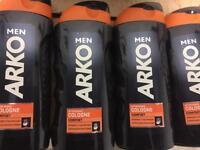 Arko men after shave cologne comfort