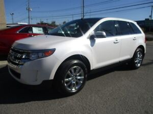 2014 Ford Edge Limited/CUIR/GPS/TOIT PANO.1.9%