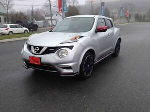 2015 Nissan Juke NISMO...AWD..LIKE NEW..ONLY 6600 KMS..$197 B/W!