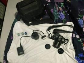 Olympus E450 camera