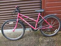 Ladies Raleigh Mountain Bicycle