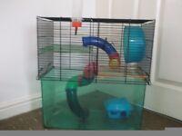 Hamster, Gerbil cage