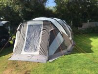 Blacks Tucana Constellation lll Tent. 6 person rrp. £280 used only for c. 10 days