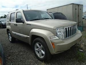 2010 Jeep Liberty Limited | 4X4 | Leather | Bluetooth |