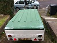 200 model conway hard top trailor tent