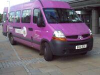 Volunteer Minibus Driver