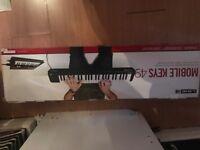 Line 6 49 Keyboard MIDI controller, Perfect for GarageBand, Core MIDI Apps and DAW's