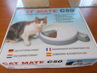 Automatic C50 Cat feeder.