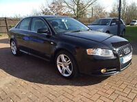 2005 Audi A4 2.0 TDI S Line - Very Low Mileage-1 Owner-Full Audi Service History *FINANCE AVAILABLE*