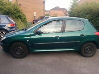 2001 Peugeot for sale by owner.