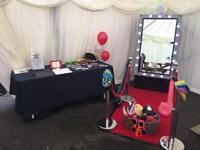 Fun Photo Booth & Selfie Mirror Hire
