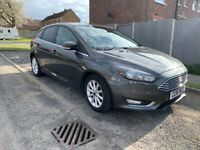 Ford, FOCUS, Hatchback, 2016, Manual, 1499 (cc), 5 doors