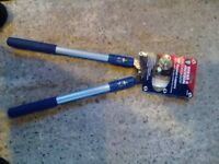 Brand new spear jackson loppers