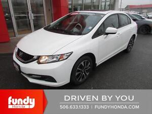 2015 Honda Civic EX Sunroof! Heated Seats!  Back up Camera! A...