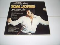 Tom Jones ‎– 20 Greatest Hits vinyl 2x LP TJD 1/1&1/2