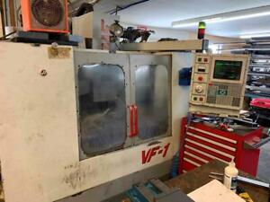 Haas Model VF-1 CNC Vertical Machining Center