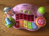 VTech Musical DJ Junior - pink