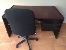 Desk and Chair - Free Delivery Ashmore Gold Coast City Preview