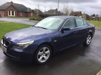 09 BMW 520D SE BUSINESS EDITION LEATHER SAT NAV P/EX WELCOME