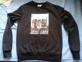 stice League Sweater Jumper Crew Top (medium & large size available)