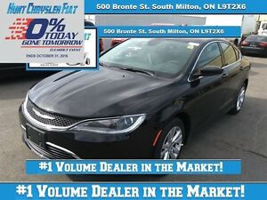 2016 Chrysler 200 COMPANY DEMO!! LIMITED!!