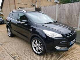 2014 Ford kuga titanium 2.0 tdci 23400 miles with Appearance pack.
