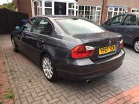 BMW 318I GREY 5DR 2007 £2550 ONO