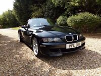 BMW Z3M ROADSTER, FSH. 14 YEARS IN THE SAME FAMILY